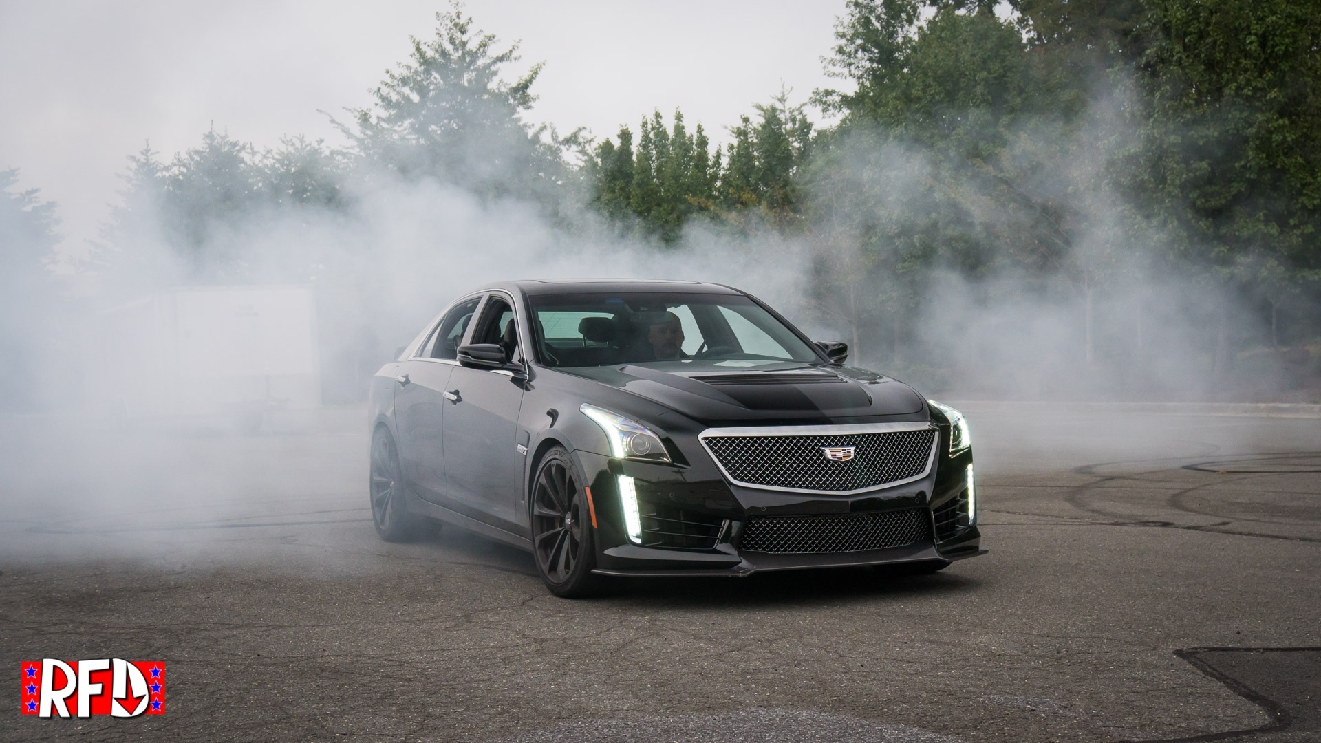This 2017 Cadillac Cts V Is Over 100 000 But Its Worth