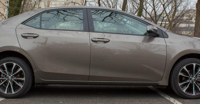 Toyota Corolla XSE