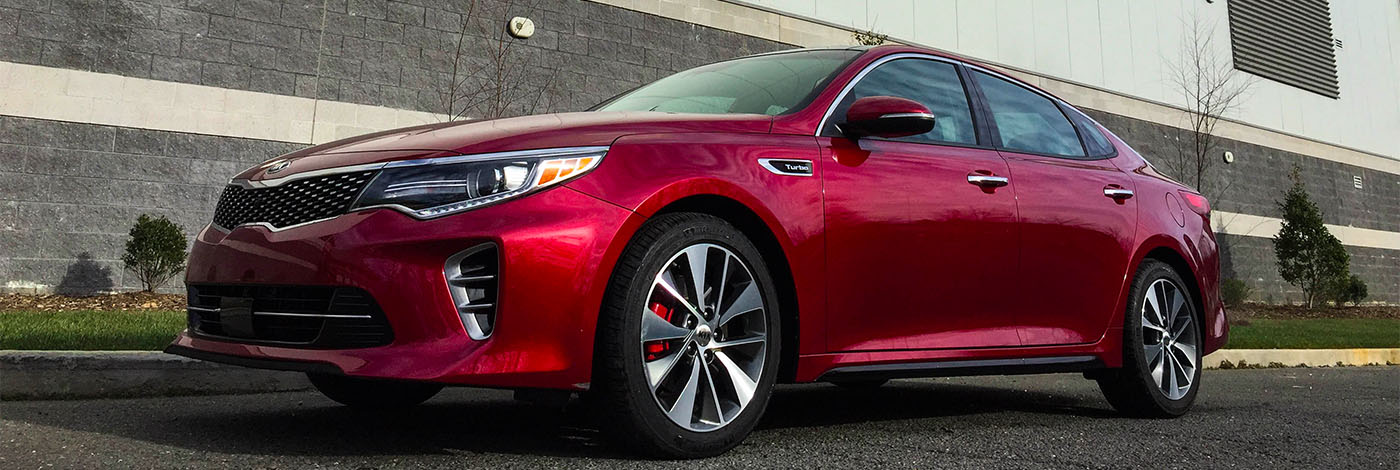 2016 Kia Optima Sx Turrrrrrboohhh Right Foot Down