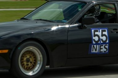 Andrew Fails first autocross
