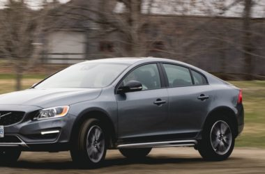 2016 Volvo S60 Cross Country