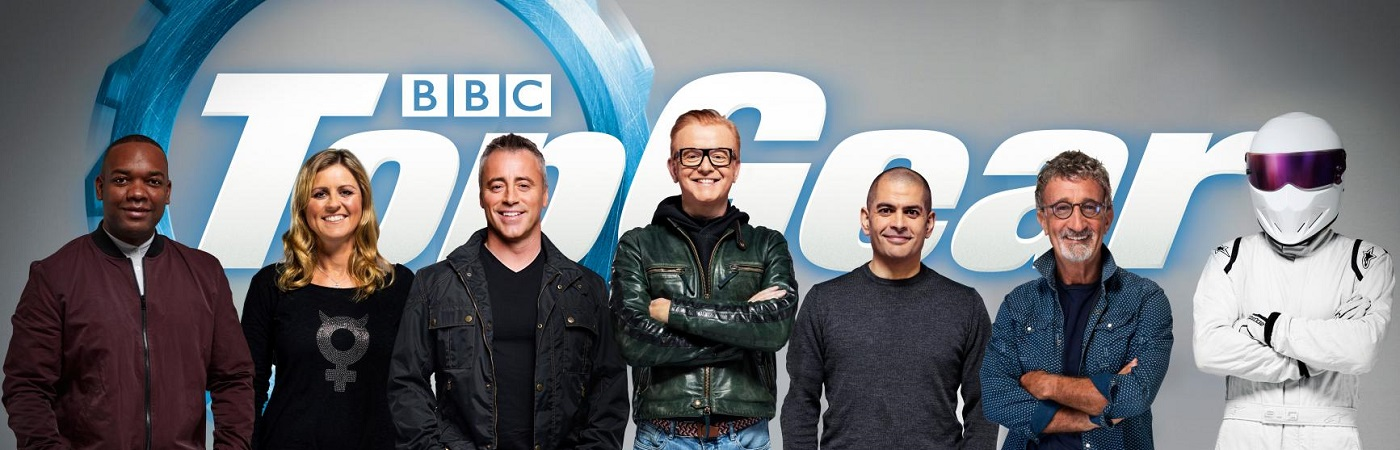 The First Episode Of Top Gear Season 23 Was Good Right