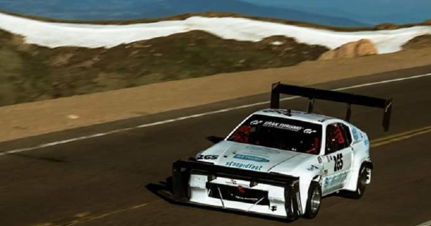 Wil Kitchens at Pike's Peak