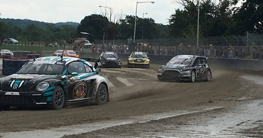 VW at Red Bull GRC