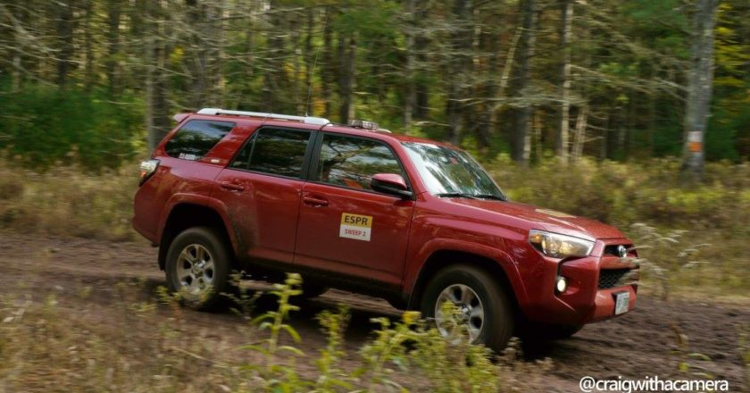 Toyota 4Runner, Empire State Performance Rally Sweep 2