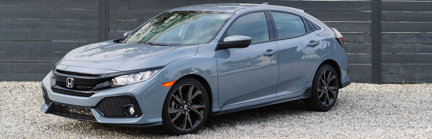 Review 2017 Honda Civic Hatchback Sport Right Foot Down