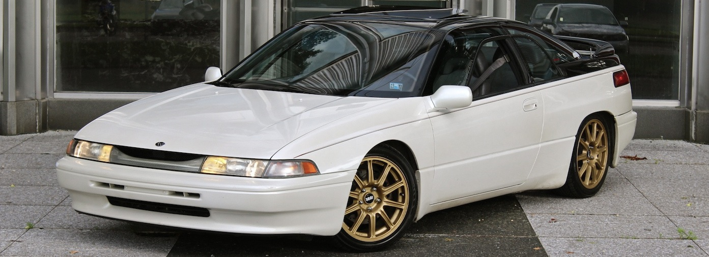 The Subaru Svx Is A Future Classic That Will Never Be A