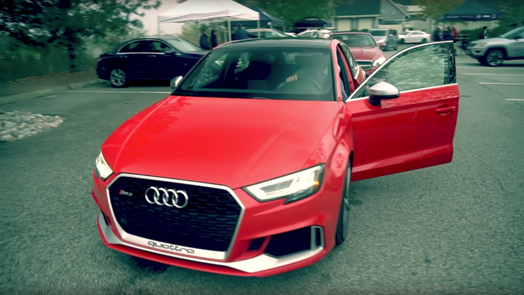 2018 Audi Rs 3 Review Is This The Best New Sport Compact