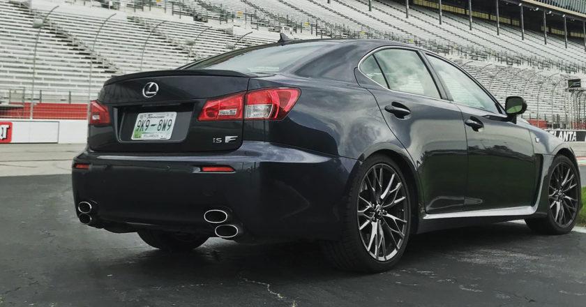 2011 Lexus ISF