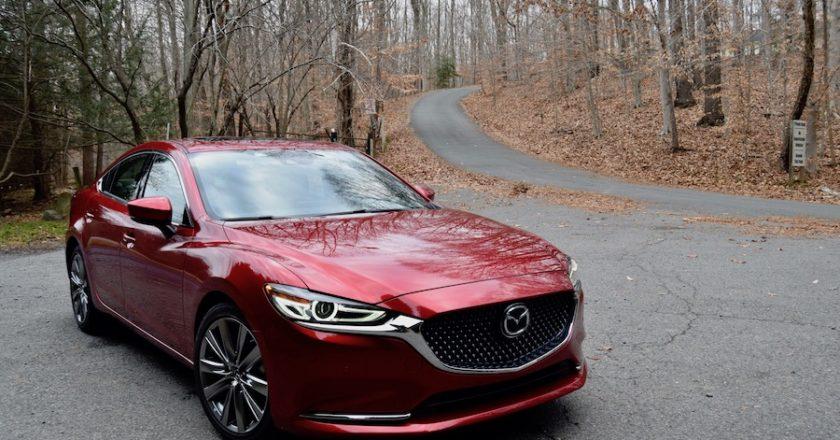 2019 Mazda6 Signature